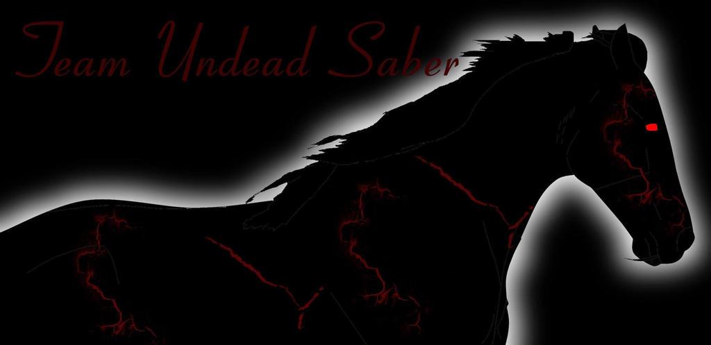 Team Undead Saber by TF-EvilAngel
