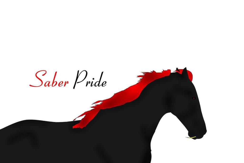 Saber Pride by TF-EvilAngel