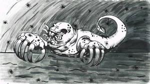 Dragon Mole