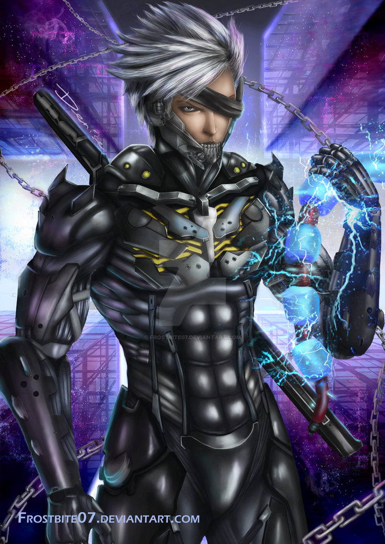 Raiden by Frostbite07