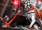 Vasto Lorde Ichigo by Frostbite07
