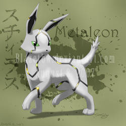 Metaleon :fan pokemon: THIS IS OLD. by BlazeTBW