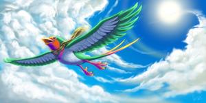 Fly Like Mercury :gift: