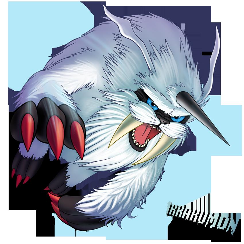 IKKAKUMOOOOON by BlazeTBW