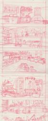 School Post: Perspective 004 thumbs by BlazeTBW