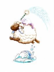 A Wooloo in Dreamland by BlazeTBW