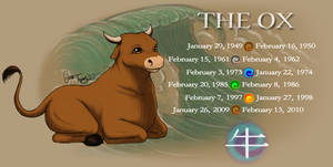 Year of the Ox by BlazeTBW