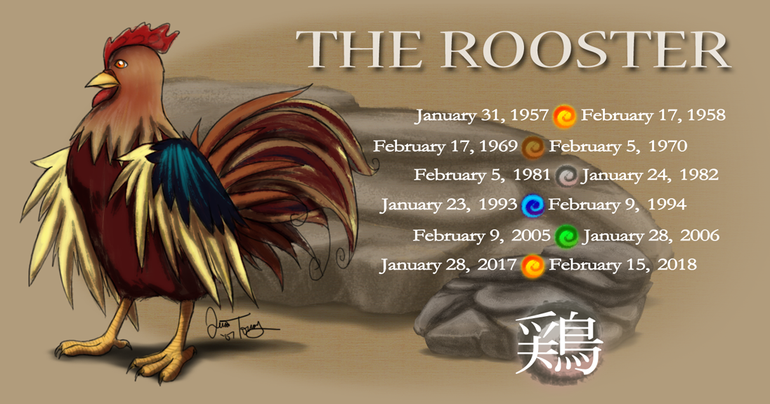 Year of the Rooster by BlazeTBW