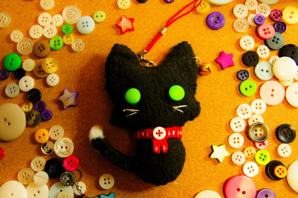 Gato kawaioso by YukiPrincess