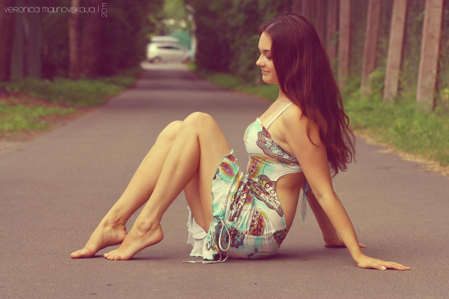 Road by Malinovskaja
