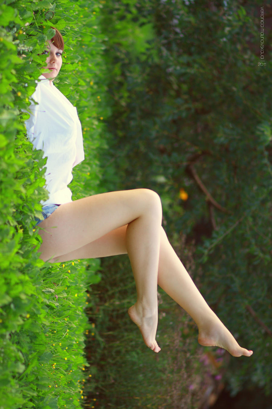 legs by Malinovskaja