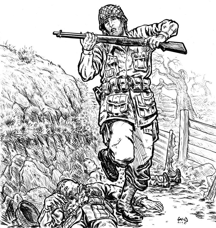 World War 2 Drawings