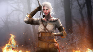 Fanmade Witcher 3 Wallpaper by INGYUARTS