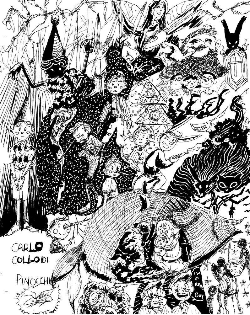pinnochio by Odori