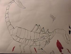 Inktober: Scorpion