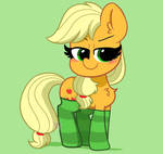 Applejack: Socks