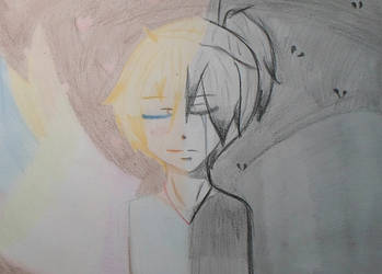 Kagamine Len ^0^ by IWantToSayGoodbye