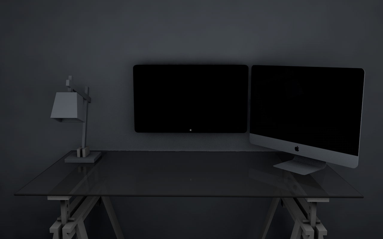 My Room Project - 1st Update by rasiquiz
