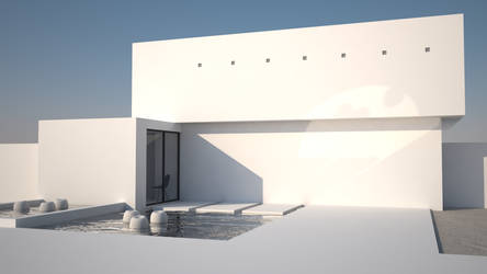 House made in VRay