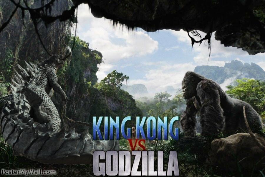 Godzilla 2014 Vs King Kong King kong vs godzilla byGodzilla Vs King Kong 2014