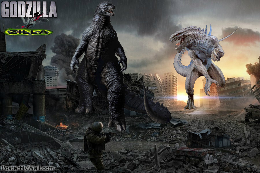 Quái Vật Godzilla, Godzilla (2014)