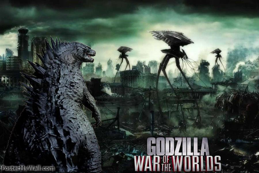 Godzilla-War of the Worlds by SuperGodzilla on DeviantArt
