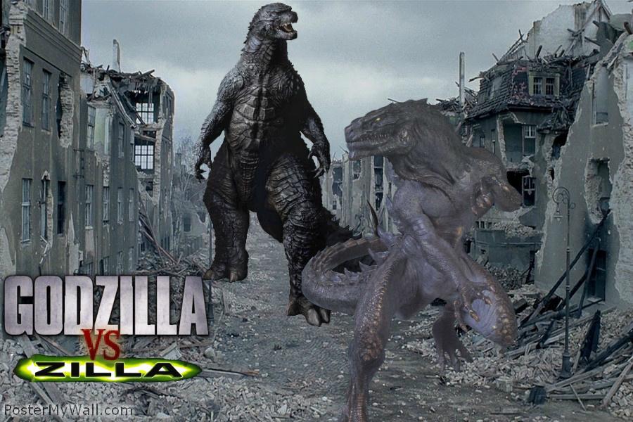 Zilla Vs Godzilla Godzilla vs Zilla (5) ...