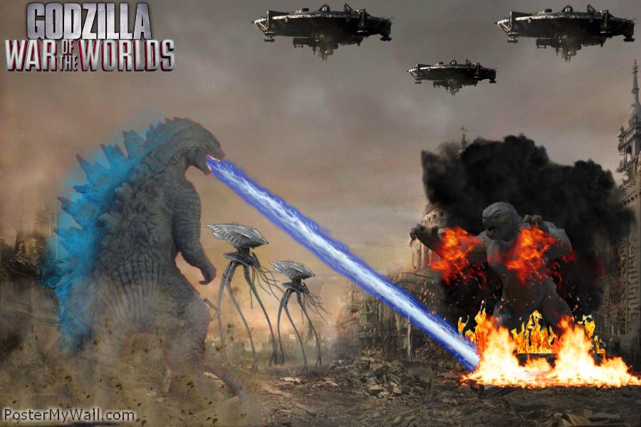 Godzilla-War of the Worlds (3) by SuperGodzilla on DeviantArt