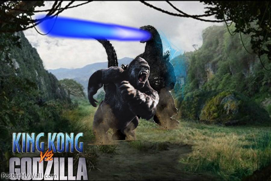 King Kong vs Godzilla (4) by SuperGodzilla on DeviantArt