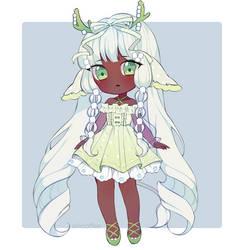 [Commission] Seraphina