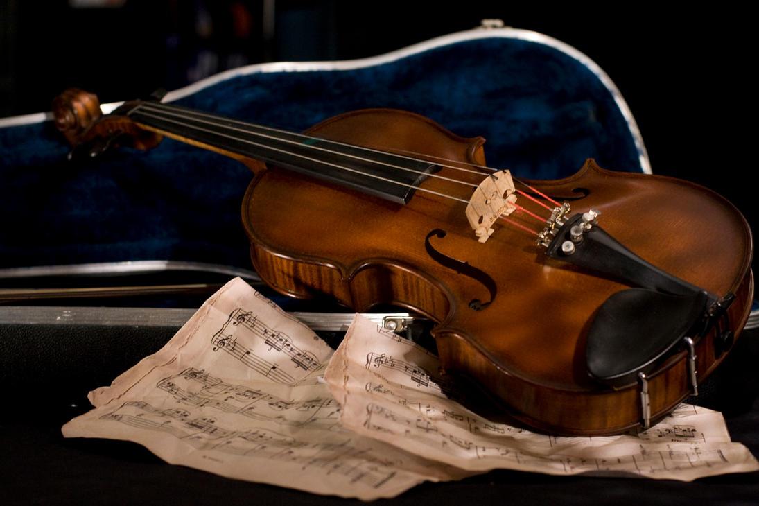 Violin - 1 by Seductive-Stock