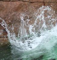 Water Splash - 1 by Seductive-Stock