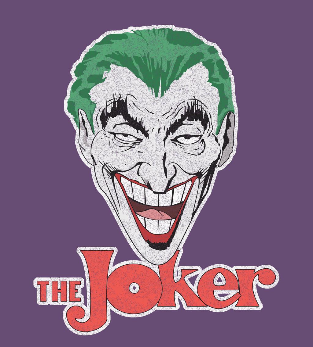 Joker T-Shirt Mock up by CARipple