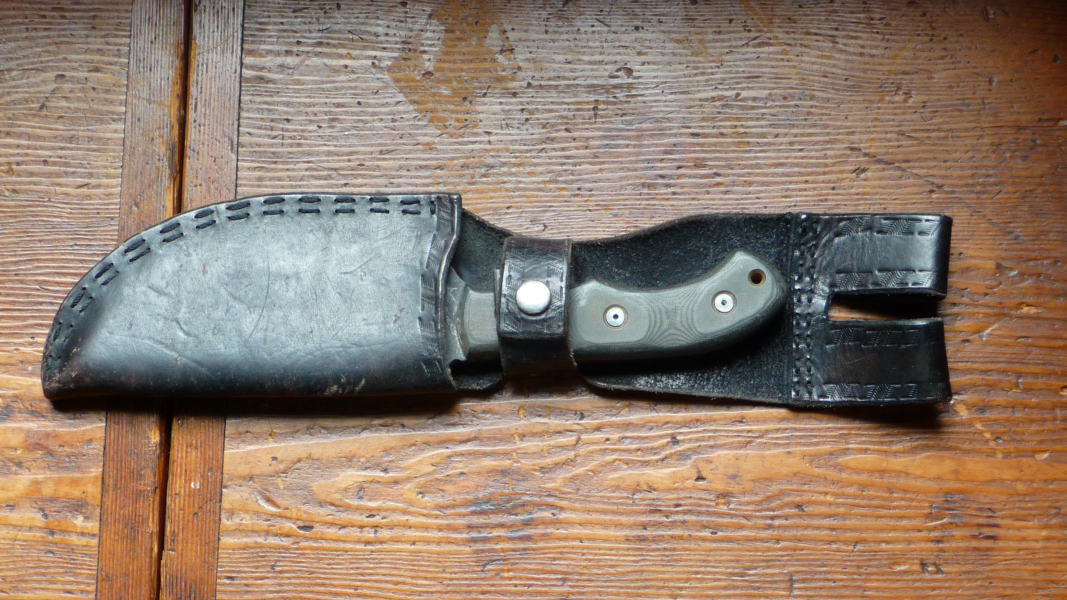 Tom Brown Tracker Knife Sheath