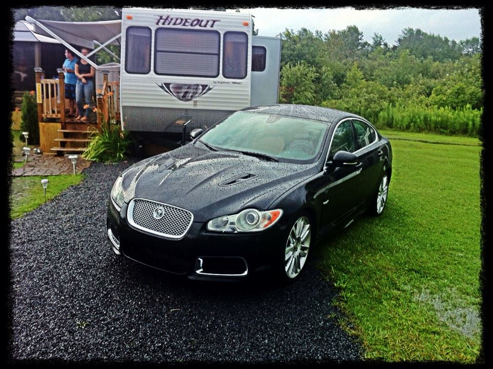 Jaguar Supercharged by SICk-4rt