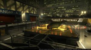 Deus Ex HR Concept art