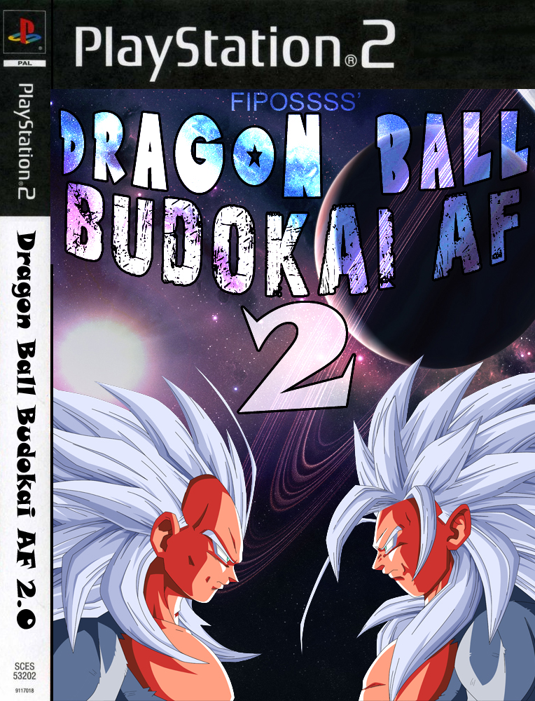 Dragon Ball Z Af Ps2 Iso
