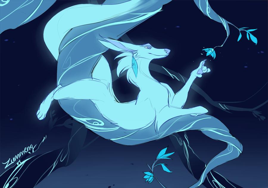 Spirit of the Tree by Zummeng