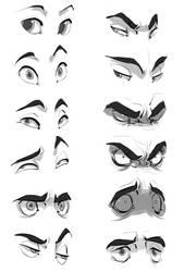 Eyes by Zummeng