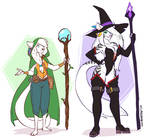 The Druid and the Witch