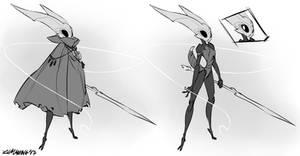 Hornet - Hollow Knight Fanart