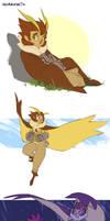 Owlboy Fanarts by Zummeng