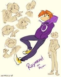Raymund - Rayman Fanart by Zummeng