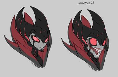 Grimm - Hollow Knight Fanart by Zummeng