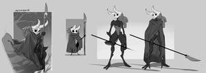 Hollow Knight Fan Character