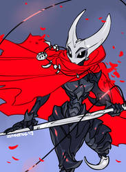 Perfect Nail - Hollow Knight Fanart by Zummeng