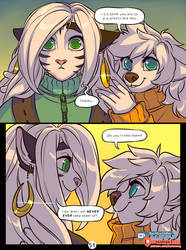Welcome to New Dawn pg. 51. by Zummeng