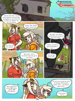 Welcome to New Dawn pg. 54. by Zummeng
