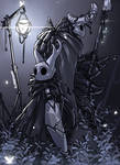 Guard Post - Hollow Knight Fanart