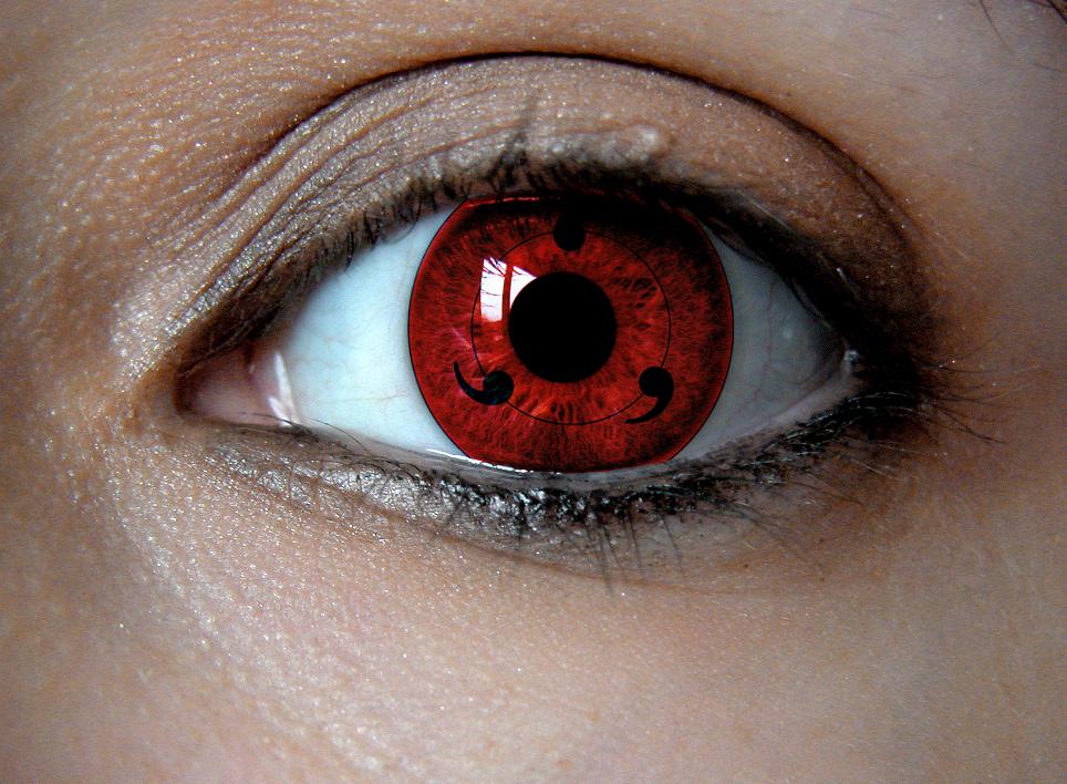 Real Sharingan Eye Contacts Real sharingan eye contacts